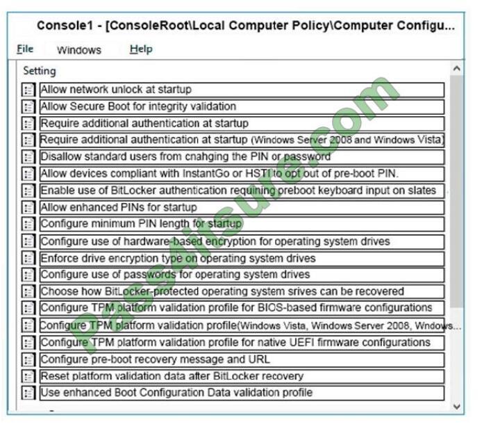 ciscodemoguide MD-100 exam questions-q2