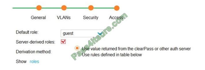 Ciscodemoguide HPE6-A70 exam questions-q6